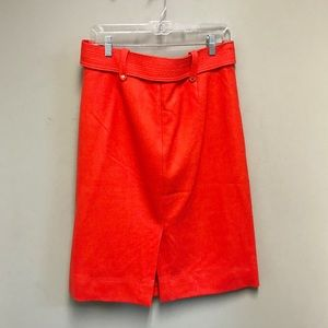 J. Crew Skirts - J, Crew wool belted pencil skirt sz (10)